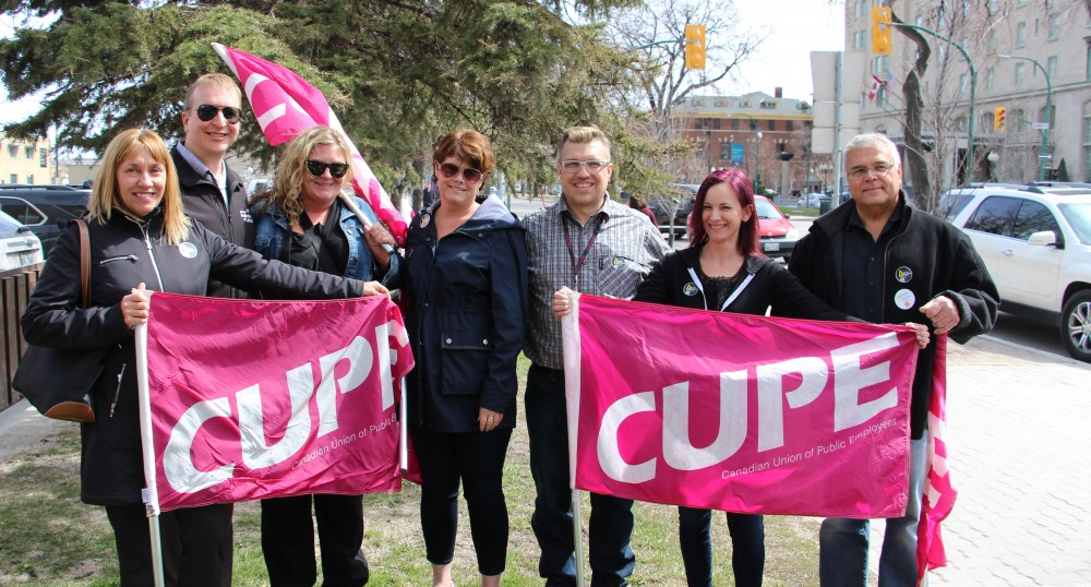 CUPE 1063